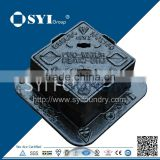 Double Triangular Ductile Iron Surface Box
