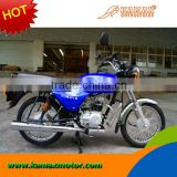 Low Price India Style Bajaj Boxer 100cc Motorcycle