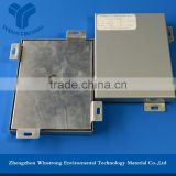 aluminium alloy honeycomb core panel for door