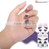 Wholesales Nail Foil Sticker, Custom Nail Wraps, Glass Nail Wrap                                                                         Quality Choice