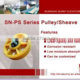 best quality preferable price elevator diverting pulley/diverting sheave