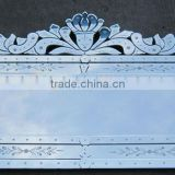 Hot Sale Full Length Romantic Venetian Wall Mirror/Espejo/Mirror for Hotel