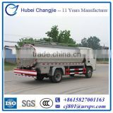 Milk tank transport truck from brand factory, made by china milk transport truck