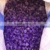 Natural Amethyst Tumbled Gravel Crystal Stones Wholesale