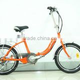 2015 nice looking mini cooper folding electric bike with 250w brushless motor for adults for sale