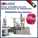 3 Layer or 5 layer PE-EVOH-PE Oxygen Barrier Multilayer pipe making machine