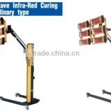 Shortwave Infrared Paint Curing Lamp