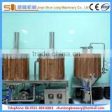 50l 2 vessel homebrewery equipment copper brite beer equipment with nice looking beer brewery equipment
