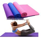 Eco-friendly Clean PVC Soft Yoga Mat with Net Bag