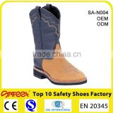 China manufacturer high ankle 2015 best selling mens cowboy boot shoes, men cowboy boots SA-N004