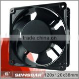 220V aquarium cooling fan 120mm venting a bathroom exhaust Chemical exhaust fan