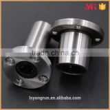 3d Printer Bearing LMF6UU 6mm Round Flange Linear Ball Bearing Bushing for 6 mm Linear Guide Rail Rod Round Shaft CNC
