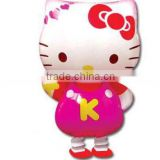 Hello Kitty Walking Balloon Pink