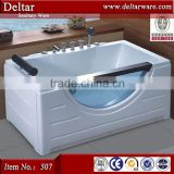 foshan cheap bathtub, Senior Bathtub single for 1 person, china supplier acrylic mini hot tub