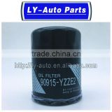 Oil Filter For Toyota Corolla Suzuki Ignis 90915-YZZE2