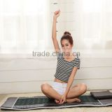 tourmaline infrared heating mat,heated infrared beds,germanium stone heater mattress pad