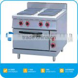 2017 Hot Sale Electric Hotplate Cooker - 4 Square Plates, 20800 Watt, TT-WE163