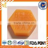 Bulk sale cosmetic grade yellow color beeswax