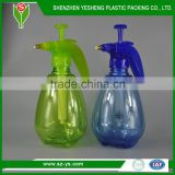 plastic spray bottles with nozzle and atomizer pump bottle