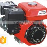 13HP 4-stroke horizontal shaft small gasoline engine