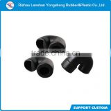 wholesale custom made small rubber elbow bellow