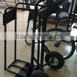 top quality competitive price popular model metal hand trolley for wood