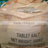 lon exchange resin regeneration agent,drinking machine using salt tablets,water softner salt