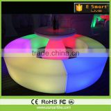 2015 shanghai event rental led bar furniture table for sale