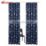 star design living room curtains, window curtain,ready made,eyelets valance