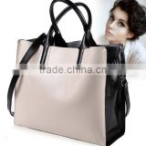 china supplier high quality private label designer women genuine leather handbags
