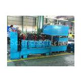 45Kw Roofing Roll Forming Machine Corrugated Silo Panel Cold Roll Former