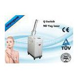Professional Q Switch Permanent ND YAG Laser Machines For Hair Removal