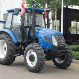 120hp 4wd Hydraulic Farm Tractor With Yuchai Engine