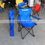 Indoor and Outdoor Hot Sale Promotion chair with armrest Backpack beach chair furniture outdoor