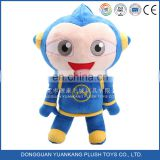 Manufacturer cute stuffed soft lovely custom plush baby doll