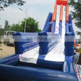 giant slide for sale, inflatable pool slide,inflatable slide for adult WS054