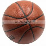 Official Leather basketball match ball