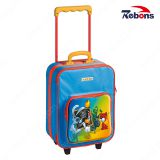 Photo Printed Laptop Bags Trolley School Bag for Kid