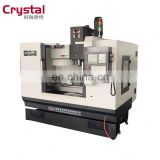 CNC Milling Machines Specifications Cutting Metal Center VMC550L