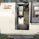 Taiwan LEADWELL V-20 Vertical Machining Center