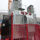 GJJ Jinglong Construction Elevator SC200/200 People's Goods Construction Lift
