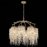 New item Crystal chandelier lighting LED Decorated Chandeliers for hotel hall and villa living room