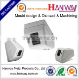 china manufacturer OEM aluminum powder coating die casting camera housing security camera system cctv camera