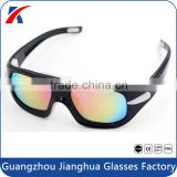 Coolest auto darkening frame welding safety basketball volleyball sport goggles with multicolor coated lens