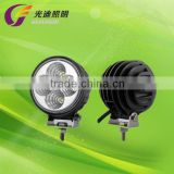 Vehicle Lighting Perfect 12W higher power super bright pure white auto fog lamp with gold supplier in alibaba