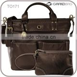 Women oversized leather tote bag and wristlet alibaba china tote bags factory                                                                         Quality Choice
