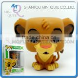 Mini Qute Funko Pop The Lion King Simba Kids gift super hero action figures cartoon models educational toy NO.FP 85