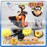 MINI QUTE 17.5 cm naruto changing face Japanese anime action figures dolls brinquedos boys toys NO.MQ 097