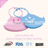 Colorful fashinable baby bibs