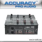 Professional 3 Channels USB Mixer Digital Console SDMX-3